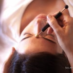 multi-riflessologia facciale vietnamita dien chan